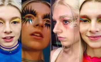 Maquillaje de la serie Euphoria